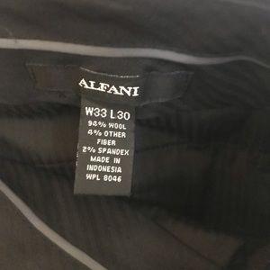 Alfani suit.